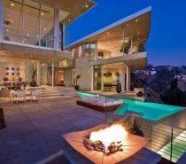 Sunset Strip in L.A.