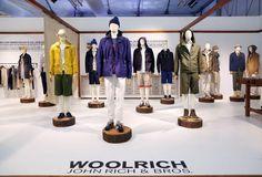 Woolrich New #SS14 c