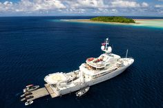 M/Y Senses is availa
