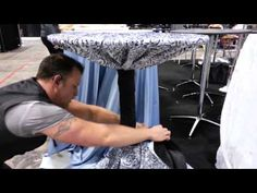 How to Wrap a Highboy Martini Style - YouTube