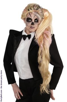Lady GAGA costumes for Halloween.....