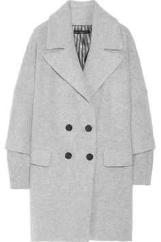 Marc by Marc Jacobs | Max wool-blend coat | NET-A-PORTER.COM