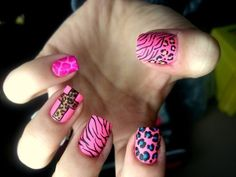 Gorgeous nails!