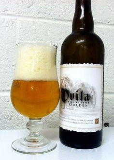 NEW IN BREW: Sierra Nevada OVILA Belgian-Style Golden Ale (750ml)