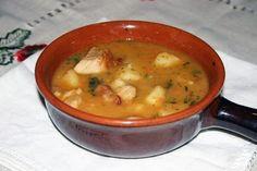 Рецепты приготовления чанахи в горшочках