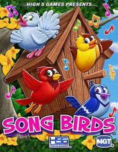 Song Birds - Slot Game by H5G