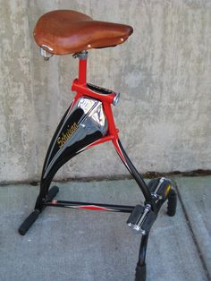Schwinn Black Phantom bar stool