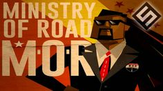 Ministry of road by Machel Montano