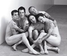 jackass crew. #brilliant