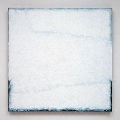 Robert Ryman series #13 (white)