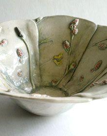 Persicaria and Plantain bowl