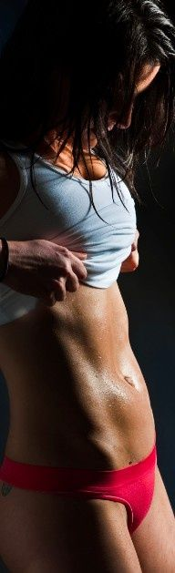 Want to look like this? Here is a great article about how to lose weight from your stomach, butt, thighs and arms! <3