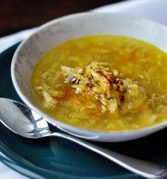 Soup Recipe: Tangy Mulligatawny with Turkey