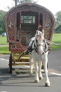English Gypsy caravan, Gypsy wagon, Gypsy waggon and vardo: for sale