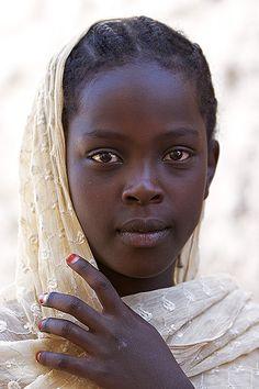 Harar Girl, Ethiopia, by Johan Gerrits