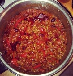 Who Wants Chilli? - Simple Recipes Online