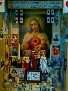 . heart altar