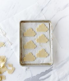 Image of cloud cookie cutter