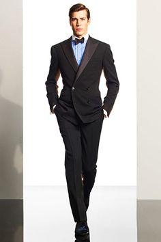 Ralph Lauren Purple Label suit