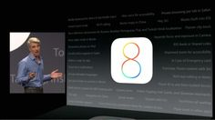 iOS 8 & Education: What's New for iPad Schools? The new Operating System for iPads!!!!