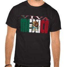 VIVA MEXICO SHIRTS #Mexico #hispanic