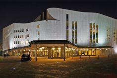 Aalto Theater by Alvar Aalto