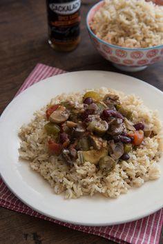 Slow Cooker Vegetarian Gumbo