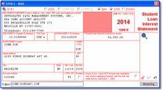 account abil, abil tax, user interface, abil 1098e, 1098e user