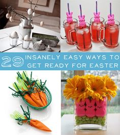 29 Insanely Easy Ways To Get Ready For Easter