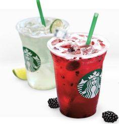 Free Starbucks Refresher Friday 7/13 Only!!