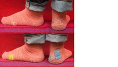 Sock darning article in Twist Collective, written by Kate Gilbert.