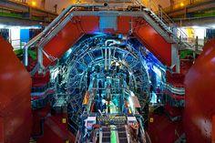 Big Bang Experiment in CERN