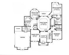 Home Floor Plans On Pinterest House Plans Floor Plans