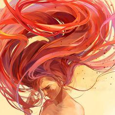 Red by Biannnn