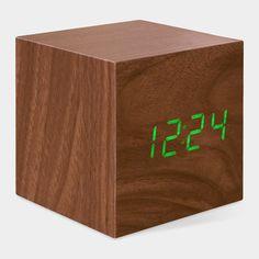 Cube Clock – Sound a