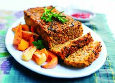 Sweet Potato Loaf Recipe : Cook Vegetarian Magazine