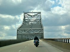 Sunshine Bridge on the Mississippi River by Paul McClure DC, via Flickr