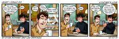 Least I Could Do: the Comic. 10-10-13. By Ryan Sohmer and Lar Desouza.
