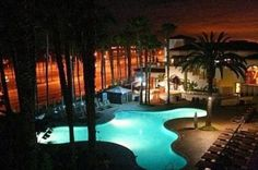 Hilton Waterfront Beach Resort, Huntington Beach CA