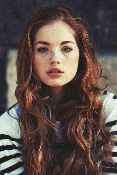 freckl, hair colors, red hair, wavy hair, redhead, long haircuts, natural curls, portrait, natural beauty