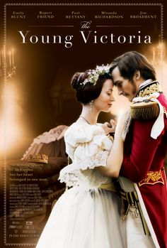 The Young Victoria film, romantic movies, queen victoria, young victoria, book clubs, favorit movi, the young ones, period dramas, true stories