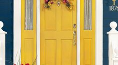 Sherwin Williams Decisive Yellow