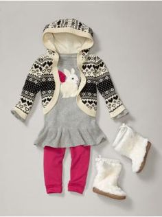 GAP - toddler girl... adorable!