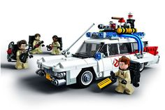 Lego 'Ghostbusters' set officially unveiled
