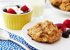 Breakfast Week: Almond Butter Banana Breakfast Cookies