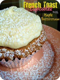 Lifes Simple Measures: A Little Facelift with a Side of French Toast Cupcakes