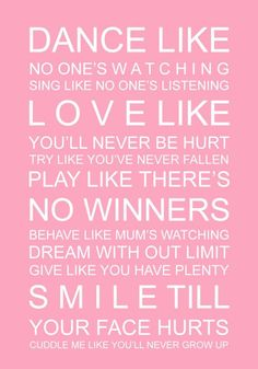 Love in pink! #love #quotes #sayings