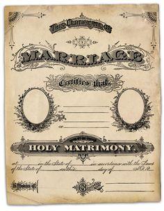 certif poster, vintag 1800s, vintage, vintag marriag, 1800s marriag, marriage, antiqu, printabl, marriag certif