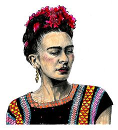 Frida by Naara_, via Flickr