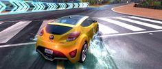 Hyundai en Asphalt 7: Heat. Los deportivos Veloster Turbo y Genesis Coupé se incorporan al juego desarrollado por los especialistas de Gameloft.    El fabricante surcoreano Hyundai acaba de anunciar que dos de sus modelos más deportivos, el Veloster Turbo y el Genesis Coupé, se incorporan a Asphalt 7: Heat, uno de los juegos de carreras para móviles y tabletas más populares del mercado, como lo corroboran las más de 50 millones de descargas registradas desde su lanzamiento.
